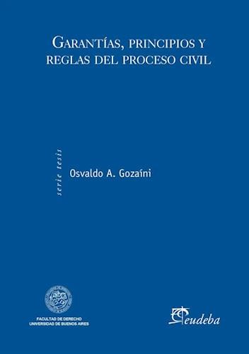 Papel Garantías, principios y reglas del proceso civil