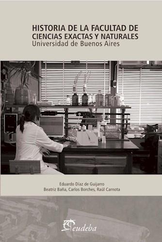 Papel Historia de la facultad de Ciencias Exactas y Naturales