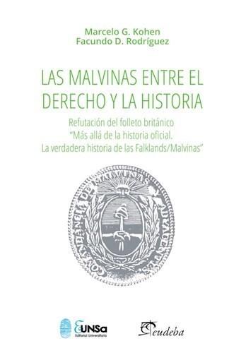 Papel Las Malvinas entre el derecho y la historia