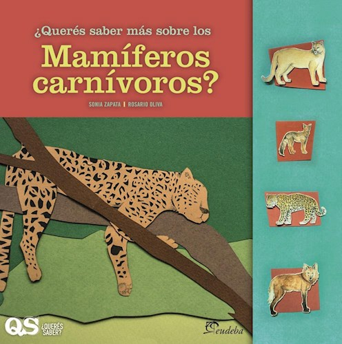 Papel ¿Querés saber más sobre los Mamíferos carnívoros?