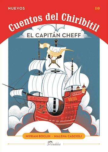Papel El capitán Cheff