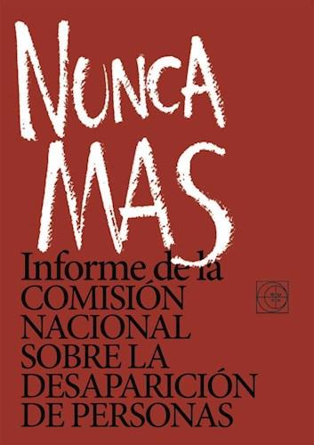 LIBRO NUNCA MAS (10 EDICION)