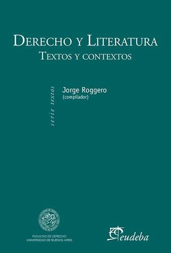 E-book Derecho y Literatura