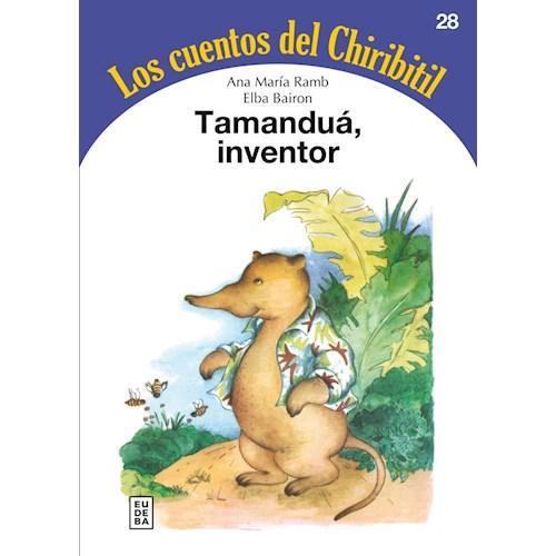 Papel TAMANDUA INVENTOR