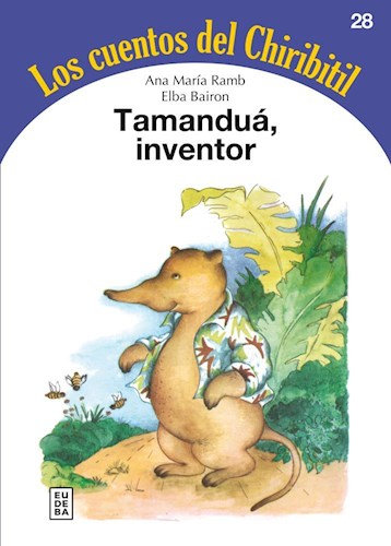 Papel Tamanduá, inventor