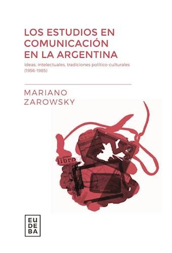 Papel Los estudios en comunicación en la Argentina