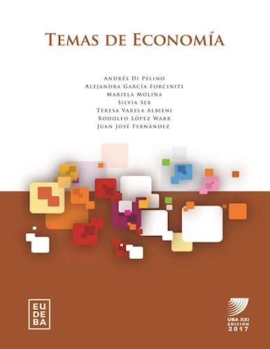 Papel Temas de Economía
