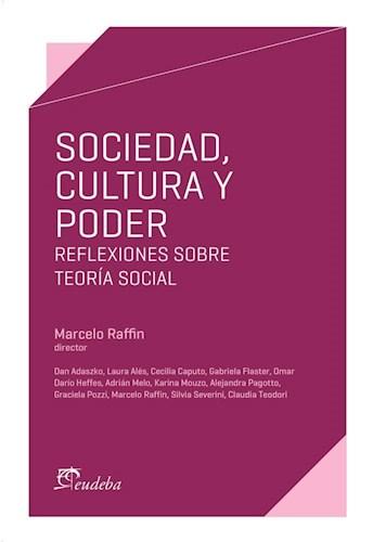 E-book Sociedad, cultura y poder
