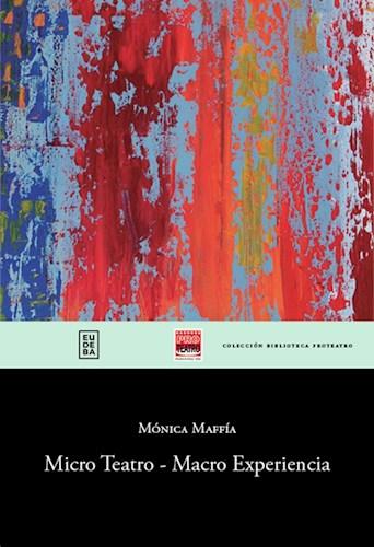 Papel Micro Teatro – Macro Experiencia