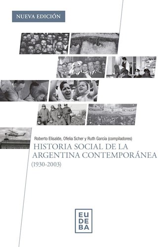 Papel Historia social de la Argentina contemporánea (1930-2003)