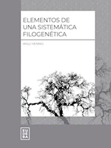 Papel Elementos de una sistemática filogenética
