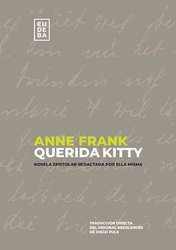 Libro Querida Kitty