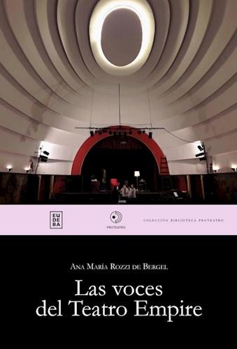 Papel Las voces del teatro Empire