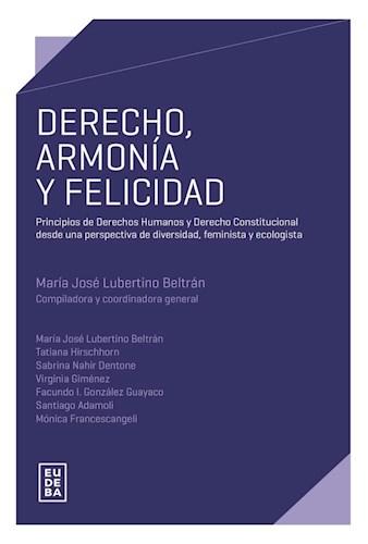 E-book Derecho, armonía y felicidad