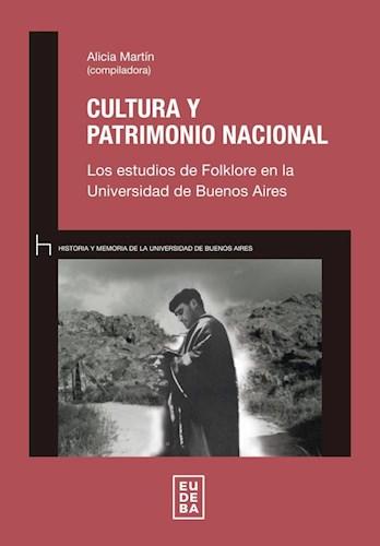 E-book Cultura y patrimonio nacional