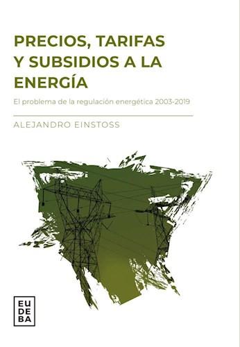 Papel Precios, tarifas y subsidios a la energía