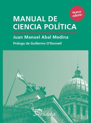 E-book Manual de ciencia política