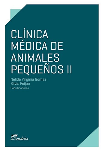 E-book Clínica médica de animales pequeños II