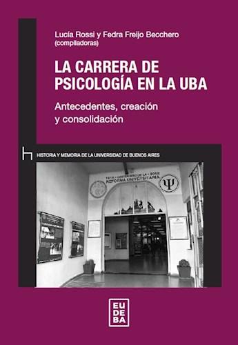 E-book La carrera de Psicología en la UBA