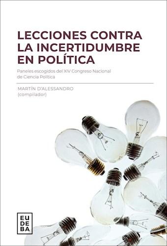Papel Lecciones contra la incertidumbre en política
