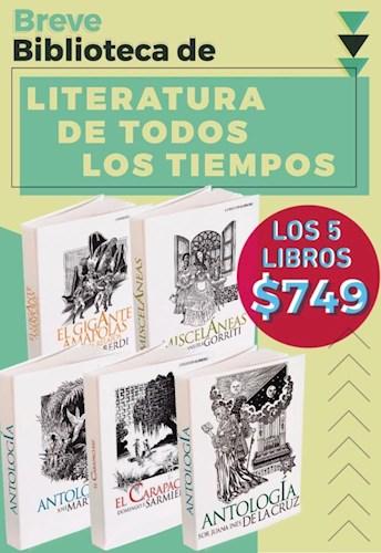 Papel Breve biblioteca de literatura de todos los tiempos