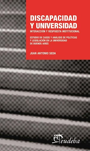 E-book Discapacidad y Universidad