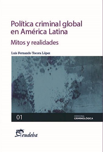 E-book Política criminal global en América Latina