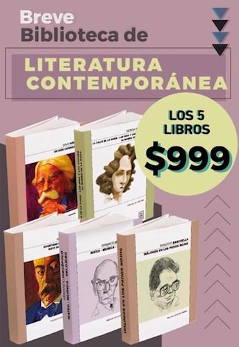 Papel Breve biblioteca de literatura contemporánea