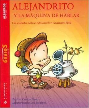 Papel Alejandrito Y La Maquina De Hablar