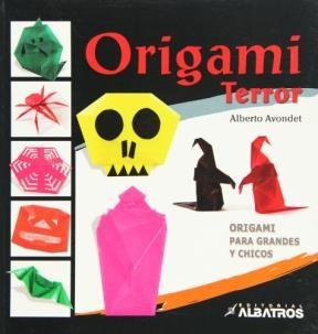 Papel Origami Terror