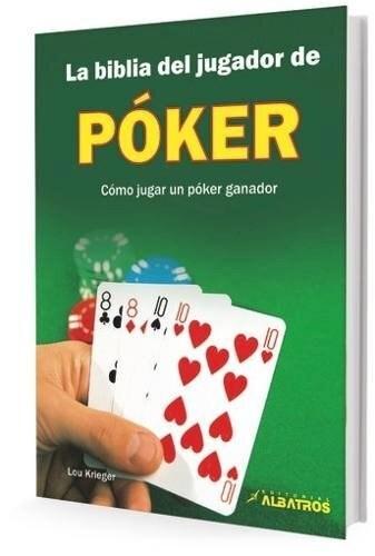 Papel La Biblia Del Jugador De Póker
