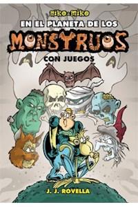 Papel Niko Y Miko En El Planeta De Los Monstruos