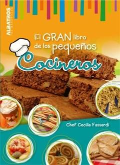 Papel Gran Libro De Los Pequeños Cocineros, El