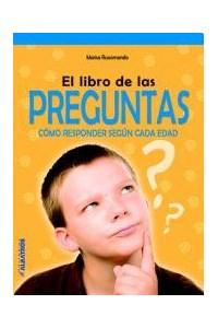 Papel El Libro De Las Preguntas