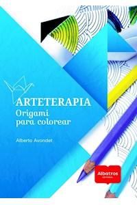 Papel Arte-Terapia - Origami Para Colorear