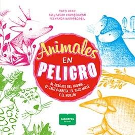 Papel Animales En Peligro