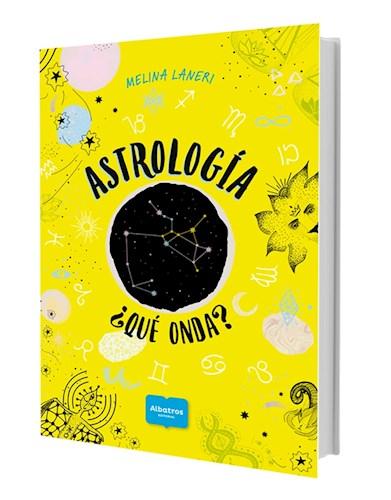 Libro Astrologia Que Onda