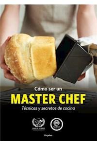 Papel Como Ser Un Master Chef