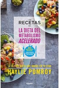 Papel Recetas De La Dieta Del Metabolismo Acelerado