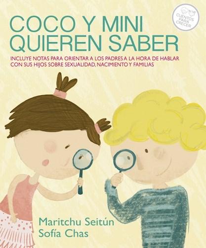 Libro Coco Y Mini Quieren Saber
