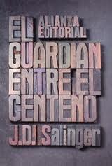 LIBRO EL GUARDIAN ENTRE EL CENTENO