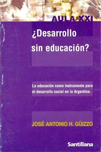 Papel Desarrollo Sin Educacion