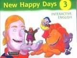 Papel New Happy Days 3 Sb