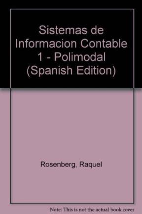 Papel Sistemas De Informacion Contable 1 Santill