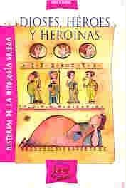 Papel Dioses Heroes Y Heroinas
