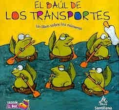 Papel BAUL DE LOS TRANSPORTES