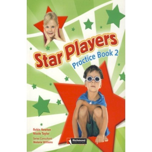 Papel Star Players Wb 2
