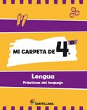 Papel Mi Carpeta De 4 Lengua  Practicas Del Lenguaje