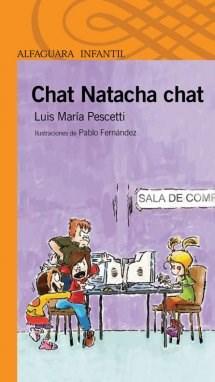 Papel CHAT NATACHA CHAT (SERIE NARANJA) (10 AÑOS)