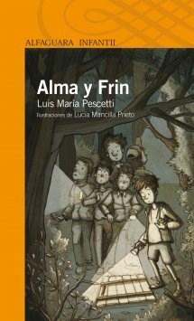 Papel ALMA Y FRIN (SERIE NARANJA) (10 AÑOS)